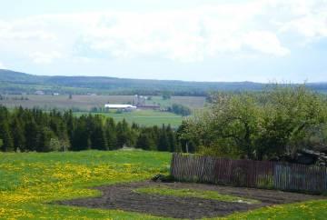 Terre agricole pour exploitation en maraîchage